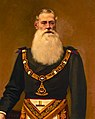 The Earl of Lathom wearing Masonic regalia.jpg