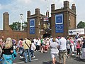 The Entrance to Chatham Dockyard on Armed Forces Day - geograph.org.uk - 1378173.jpg