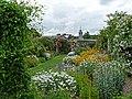 The Herbaceous Border, Duffryn Gardens (2) - geograph.org.uk - 1406992.jpg