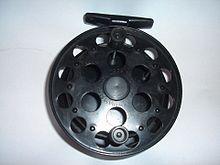 Fishing reel - Wikipedia