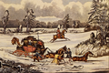 The Mail Coach in a Drift of Snow - James Pollard.png