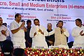 The Minister of State (Independent Charge) for Micro, Small & Medium Enterprises, Shri K.H. Muniyappa and the Chief Minister of Andhra Pradesh.jpg