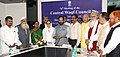 The Minister of State for Minority Affairs (Independent Charge) and Parliamentary Affairs, Shri Mukhtar Abbas Naqvi at the 76th meeting of the Central Waqf Council, in New Delhi on June 29, 2017.jpg