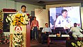 The Minister of State for Power, Coal, New and Renewable Energy and Mines (Independent Charge), Shri Piyush Goyal addressing at the dedication ceremony of the wind power plants of NALCO, in Bhubaneswar, Odisha.jpg