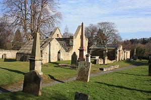 Lasswade - The Old Kirkyard, Lasswade