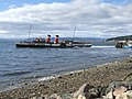 The Paddle Steamer Waverley, Largs 2 - geograph.org.uk - 500316.jpg
