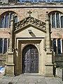 The Parish Church of St Peter, Burnley, Porch - geograph.org.uk - 763767.jpg