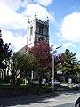 The Parish Church of St Thomas, Kendal - geograph.org.uk - 405379.jpg