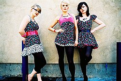 Fotografia di The Pipettes