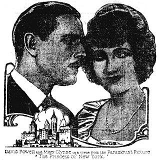 <i>The Princess of New York</i> 1921 film