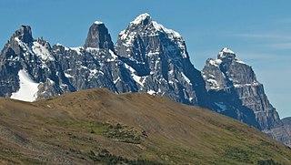 Mount Geikie (Canada) mountain in British Columbia, Canada