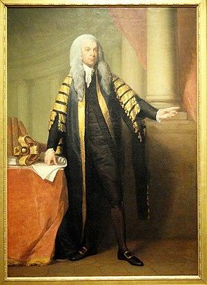 John Foster, 1st Baron Oriel - Image: The Right Honorable John Foster by Gilbert Stuart, c. 1790 1791 Nelson Atkins Museum of Art DSC09033