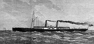 Sinking of SS Princess Alice - Princess Alice