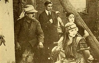 <i>The Silent Mystery</i> 1918 film by Francis Ford