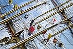 The Tall Ships Races 2007 - Masts and flags (Maszty i flagi) (1284011129).jpg