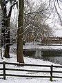 The Village Pond, Woolhampton - geograph.org.uk - 333410.jpg