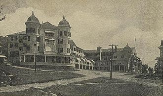 Jefferson, New Hampshire - The Waumbek c. 1905