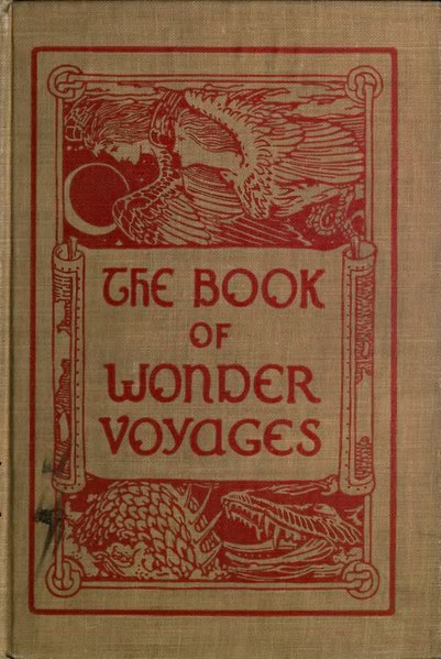 File:The book of wonder voyages (1919).djvu