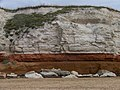 The cliffs at Hunstanton - geograph.org.uk - 1730934.jpg