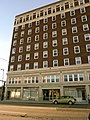 The former Karcher Hotel in downtown Waukegan.JPG