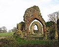 The ruined St Saviour's church - geograph.org.uk - 1632537.jpg