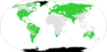 The worldwide distribution of the Eurasiatic macrofamily of languages according to Pagel et al.png