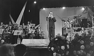 Toots Thielemans - Thielemans in 1961  (Grand Gala du Disque, The Hague)
