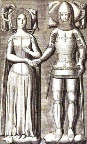 Katherine Mortimer, Countess of Warwick - Image: Thomas 11Warwick