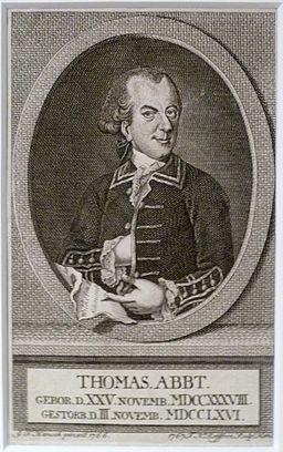 Thomas Abbt 1738-1766