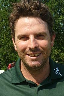 Thomas Aiken South African professional golfer