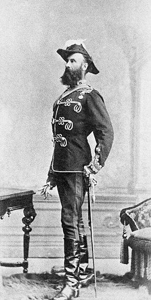 Thomas Bland Strange - Image: Thomas Bland Strange