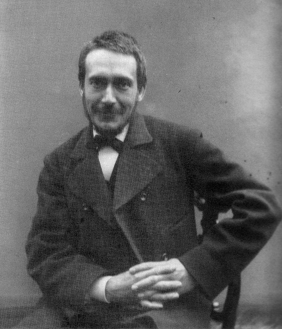 Thomas Eakins circa 1882 cropped