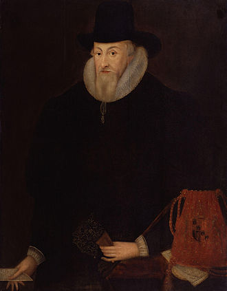 Master of the Rolls - Sir Thomas Egerton, who served as Lord Keeper and Lord Chancellor for 21 years