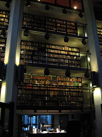 Research library - Image: Thomas Fisher Rare Book Library