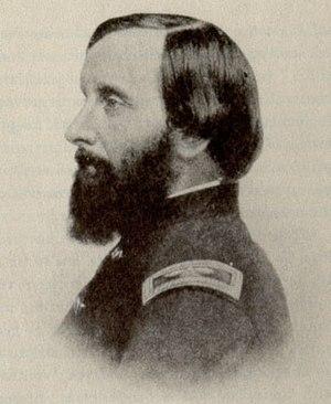 Thomas Wentworth Higginson - Thomas Wentworth Higginson, circa Civil War years