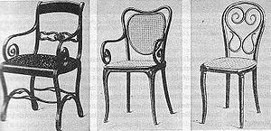 Michael thonet wikipedia la enciclopedia libre for Mobiliario ergonomico definicion