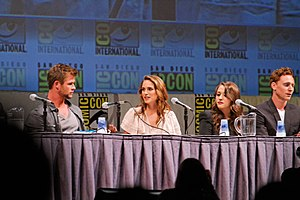 Thor panel from the 2010 San Deigo Comic-Con I...