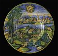 Three Deep Dishes with Landscapes and Arms of the Salviati Family LACMA 50.9.16.1-.3 (3 of 4).jpg