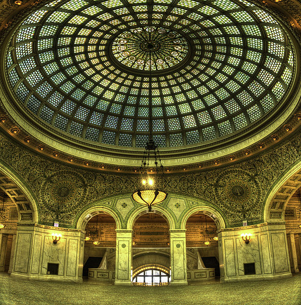 File:Tiffany Dome Ceiling at the Chicago Cultural Center.jpg