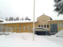 Tikkakoski Secondary School