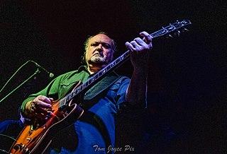 Tinsley Ellis American blues and rock musician
