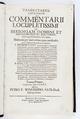 Titelblad från 1666 - Skoklosters slott - 93207.tif