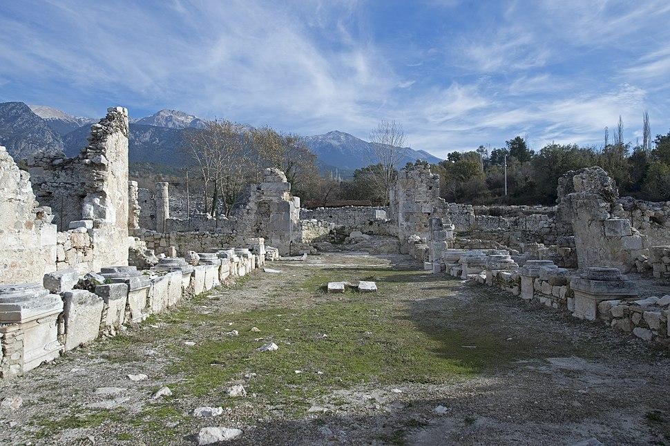 Tlos Basilica 4244