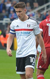 Tom Cairney Scottish footballer
