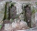 Tombes antropomorfes al Castellot de Viver.jpg
