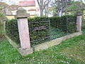 Tombs of members of the dynasty Schwarzburg-Sondershausen, Old Cemetery Arnstadt.JPG
