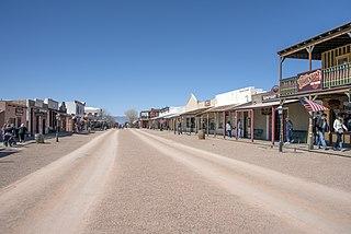 Tombstone, Arizona City in Arizona, United States