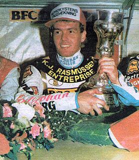 Tommy Knudsen Danish speedway rider