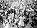 Tomori utcai iskola diákjainak előadása, 1915. Fortepan 25485.jpg