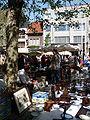 Tongeren Antiekmarkt koemarkt.jpg